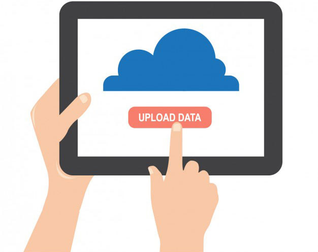 tablet-with-upload-data-button-on-the-screen_1034-41
